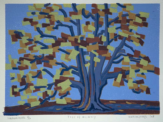 Mark_van_Praagh_Tree_of_Memory_linoluemsnede_2018_20x30cm.jpg